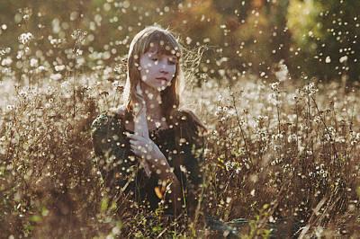 Autumn Field Wall Art - Photograph - *** by Ksenia Sinyavina