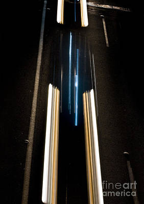 Action Lines Photograph -  Moving Light Trails by Jorgo Photography - Wall Art Gallery