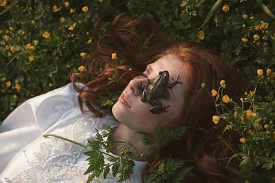 Silk Photograph - * by Olga Barantseva