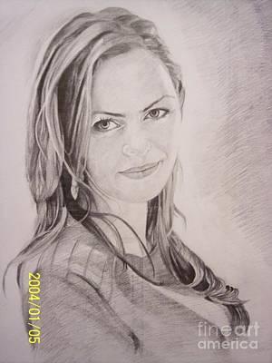 Pencil Portrait Original