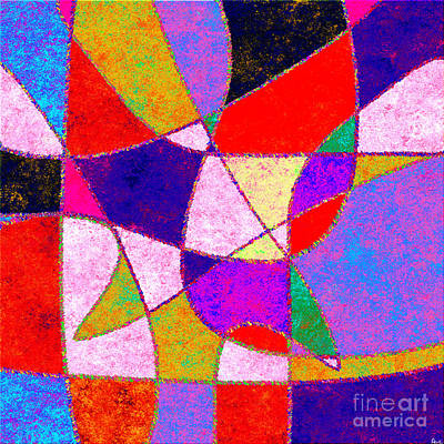 0269 Abstract Thought Art Print