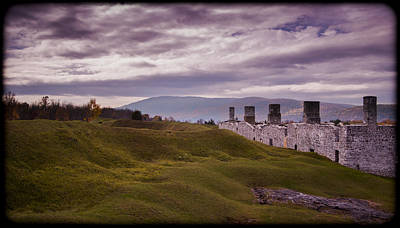 Crown Point New York Photograph - 102114-98 by Mike Davis
