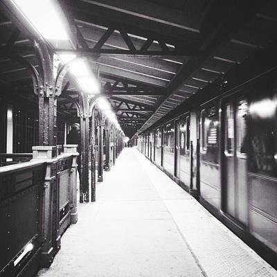 Harlem Ny Photograph - 125th by Natasha Marco