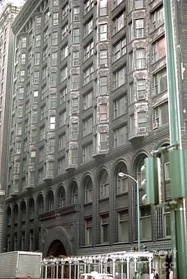 1889 Chicago Stock Exchange Building Art Print