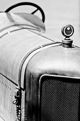 Tnt Photograph - 1919 Miller Tnt Grille by Jill Reger