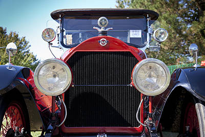 Photograph - 1922 Stutz by Jack R Perry