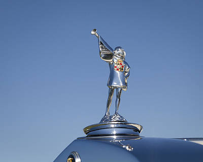 Music Royalty-Free and Rights-Managed Images - 1929 Cadillac 341-B Sport Phaeton by Jack R Perry