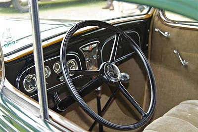 1933 Pontiac Photograph - 1933 Pontiac by Jack R Perry