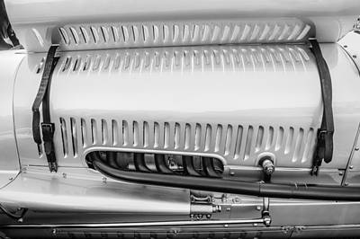 Photograph - 1937 Maserati 6cm Side by Jill Reger