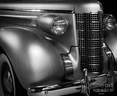 Art Print featuring the photograph 1937 Oldsmobile by JRP Photography