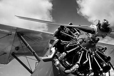 Photograph - 1940 Stearman Pt-18 Kadet by David Patterson