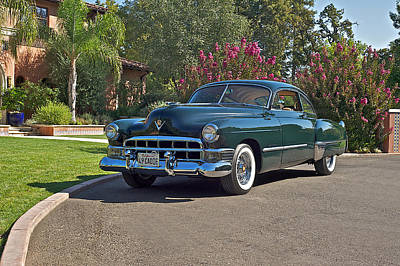 1-war Is Hell Royalty Free Images - 1949 Cadillac 6107 Coupe Royalty-Free Image by Dave Koontz