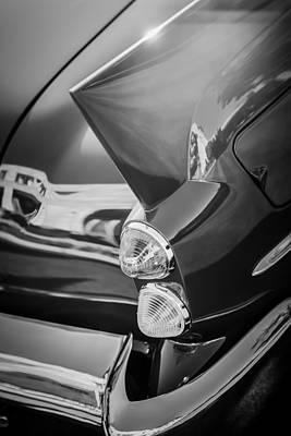 1957 Dual Ghia Sport Taillight Art Print