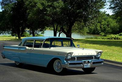 Photograph - 1957 Mercury Monterey by Tim McCullough