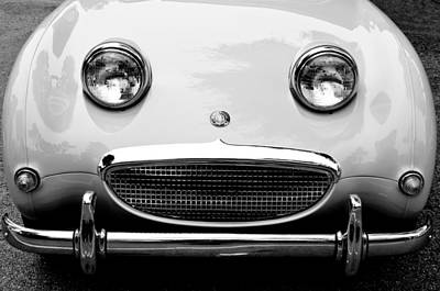Photograph - 1960 Austin-healey Sprite by Jill Reger