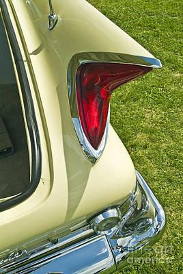 Photograph - 1960 Chrysler 300-f Muscle Car by David Zanzinger
