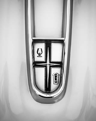 Photograph - 1960 Desoto Fireflite Two-door Hardtop Hood Ornament by Jill Reger