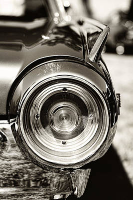 Photograph - 1962 Ford Thunderbird by Gordon Dean II