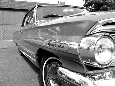 Photograph - 1964 Ford Galaxie 500 Convertible by Doc Braham