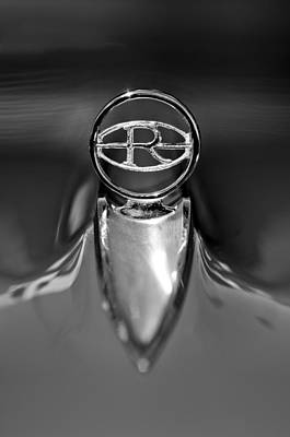 Photograph - 1965 Buick Riviera Hood Ornament by Jill Reger