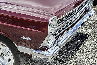 1967 Ford Fairlane 500xl Art Print