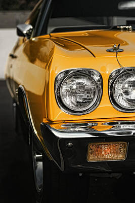 Photograph - 1970 Chevrolet Chevelle Ss by Gordon Dean II