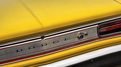 Coronet Photograph - 1970 Dodge Coronet Super Bee by Gordon Dean II
