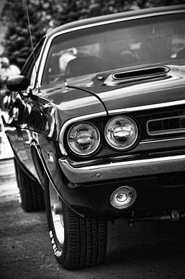 1971 Dodge Challenger R/t Art Print by Gordon Dean II
