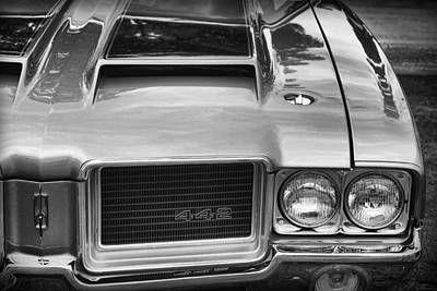 Photograph - 1971 Olds 442 W-30 by Gordon Dean II