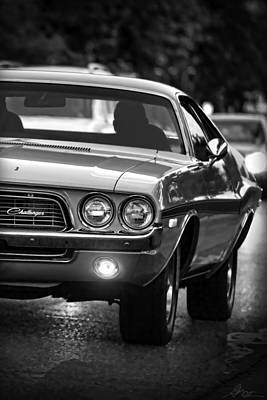 Photograph - 1972 Dodge Challenger by Gordon Dean II