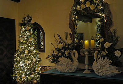 Photograph - Elegant Christmas by Laurie Perry