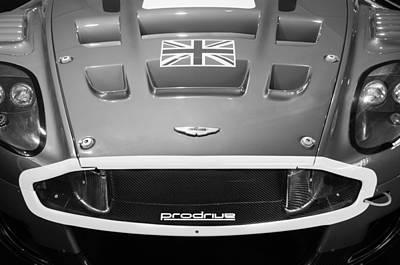 Photograph - 2005 Aston Martin Dbr9 by Jill Reger