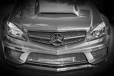 2013 Mercedes Sl Amg Art Print by Rich Franco