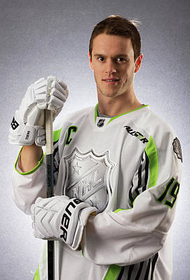 Nhl Photograph - 2015 Honda Nhl All-star Portraits by Gregory Shamus