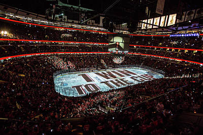 Photograph - 2015 Nhl Stanley Cup Final - Game Six by Bill Smith
