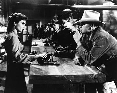 Yuma Photograph - 3:10 To Yuma  by Silver Screen