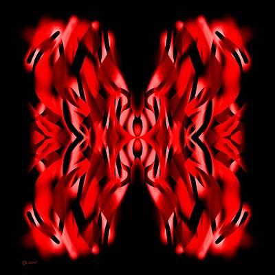 Digital Art - 3500 07 by Brian Johnson