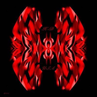 Digital Art - 3500 24 by Brian Johnson