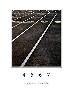 Photograph - 4 5 6 7 - 1a by Greg Jackson