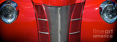 Photograph - 40 Ford Coupe by Mark Dodd