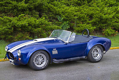 Photograph - 427 Cobra by Jack R Perry