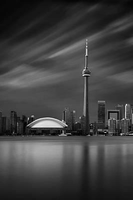 8 Minutes In Toronto Art Print