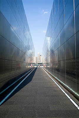 Photograph - 911 Memorial by Michael Dorn