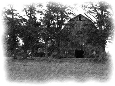 Photograph - A Farmer's Life 2 by Rhonda Barrett