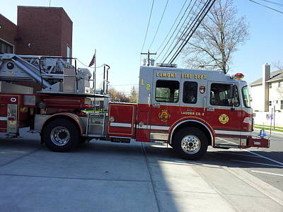 A Fire Truck Original
