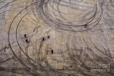 Photograph - From A Different Perspective- Circles Of Confusion by Rene Triay Photography
