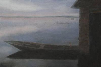 Painting - A Sandolo by Masami Iida