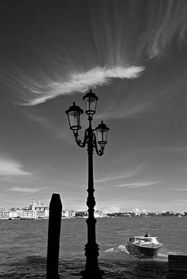 Photograph - A Slice Of Venice by Eric Tressler