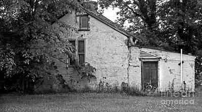 Mosby Photograph - Abandoned by Arlene Carmel