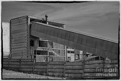 Abandoned Factory At Vadu Art Print by Gabriela Insuratelu